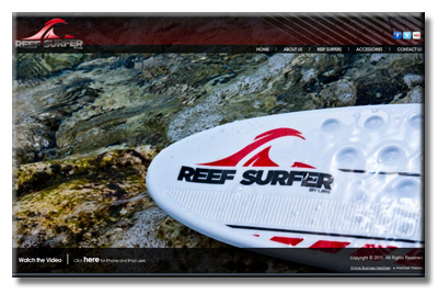 reef-surfer